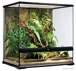 Terrarium - Exo-Terra Open Front - Medium Tall 24
