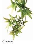 Exo-Terra Hanging Jungle Plant Croton - Medium