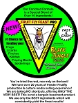 Fruit Fly Feast (PRO) - Drosophila Culture Medium - 25 lb.