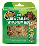 Zoo-Med New Zealand Sphagnum Moss - 80 cu in.