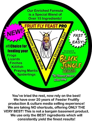 Fruit Fly Feast (PRO) - Drosophila Culture Medium - 10 lb.