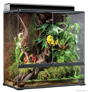 "Terrarium - Exo-Terra Open Front - Large Extra Tall  36"" x 18"" x 36"" (LOCAL OR SHOW PICKUP ONLY - NO SHIPPING!)"