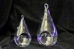 Glass Teardrop Terrarium - 7