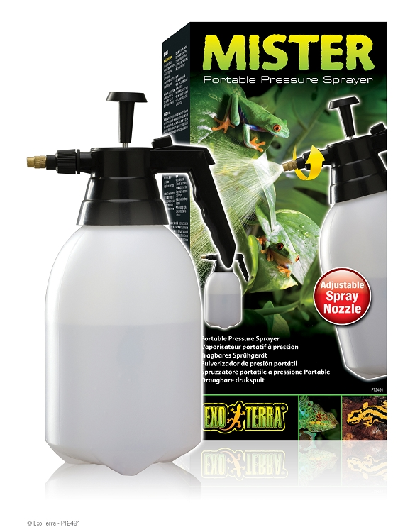 Exo Terra Portable Pressure Sprayer