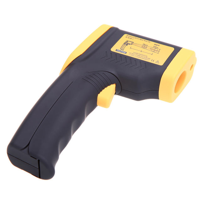 Infrared Thermometer - Gun